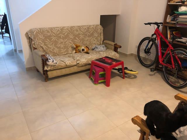 Habitación privada 2 camas individuales