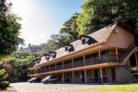 Apartamento no Quilombo Hotel Fazenda