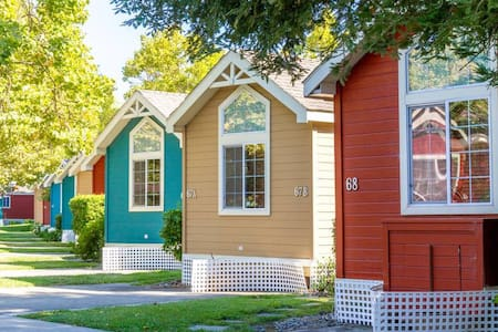 Private Quaint Cottage Along the Napa River 1BR