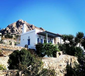Superior Family Villa Sgalados in Tinos island - Tripotamos