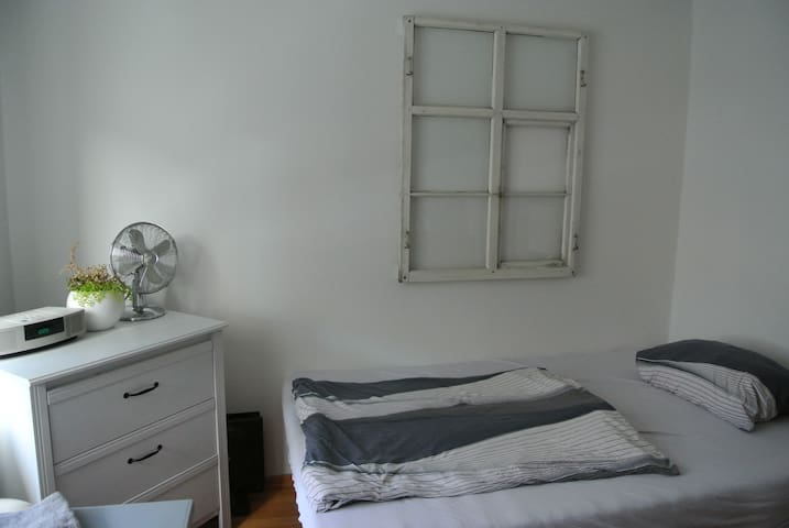 Perfect room for two persons in Köln Kalk / Trade - Køln - Leilighet