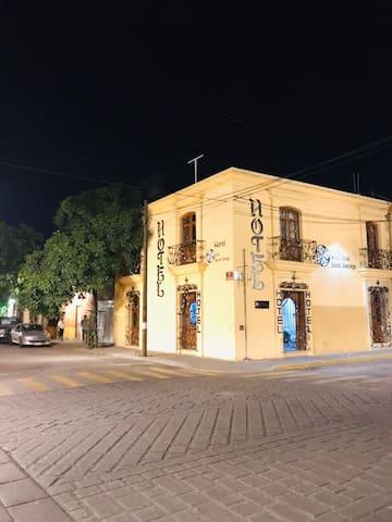 Hotel Real Santo Domingo 2019 (Hotel colonial)