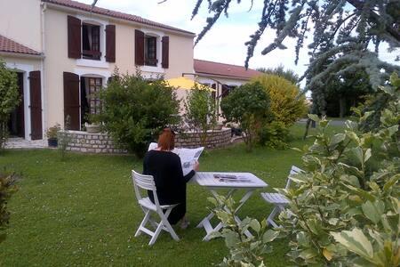 Le Marais Pacaud - Chaillé-les-Marais - Guesthouse