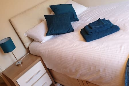 Rest Haven Large, clean, safe location in Corby.