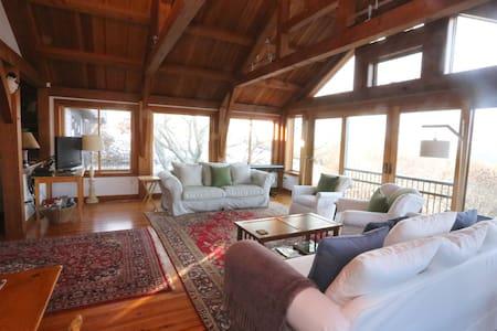 secluded, idyllic Martha's Vineyard beach house - Aquinnah - Ház