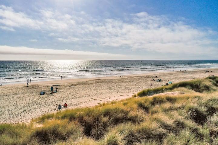 Magical & Romantic Beachfront Home at Pajaro Dunes