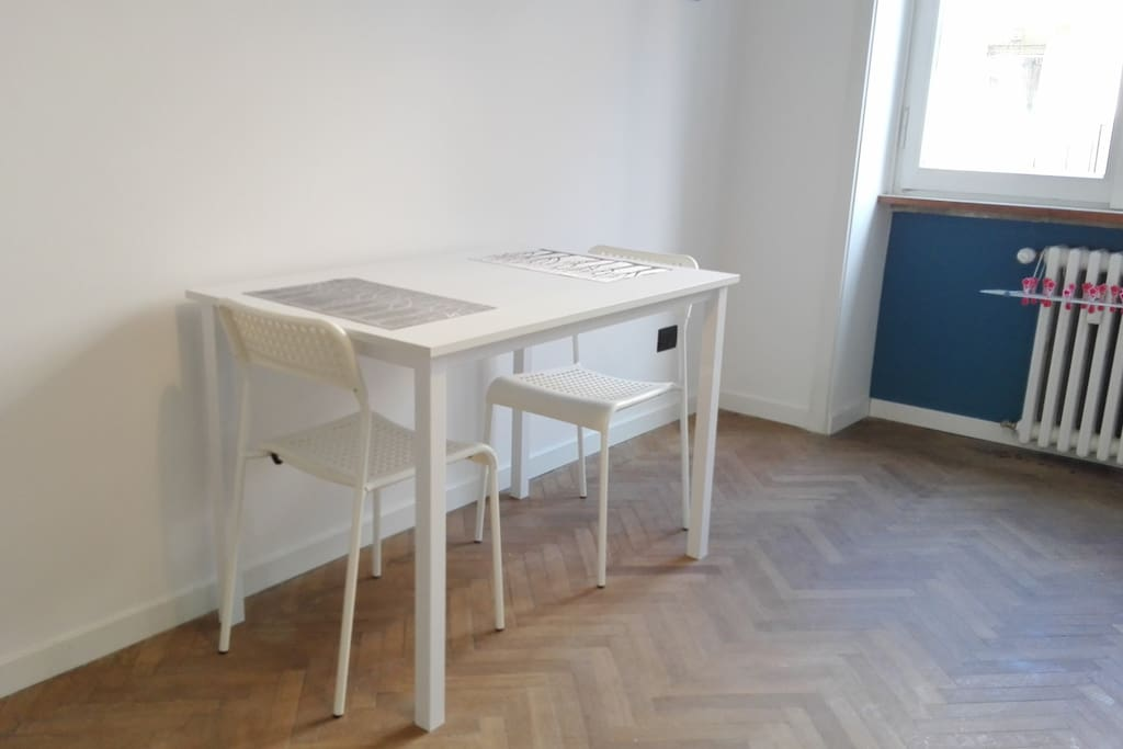 Extensible Kitchen table