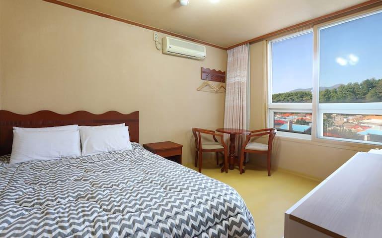낙산 아름다운 동해바다 월드비치 일반실2