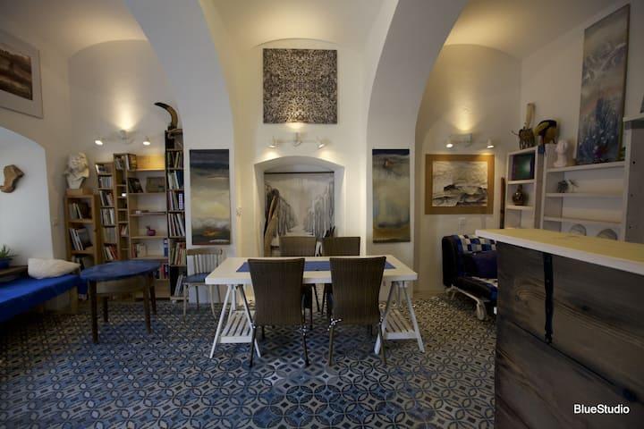 Matokrato Blue Studio Banská Štiavnica