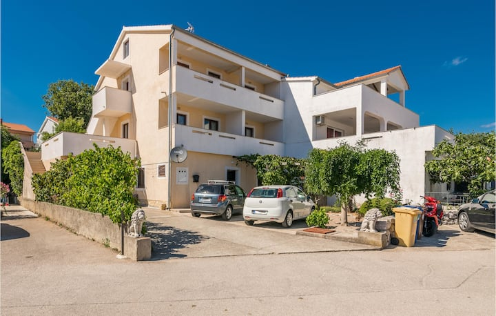 Awesome apartment in Krk with WiFi and 2 Bedrooms