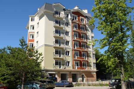 Квартира для отличного летнего отдыха - Pionerskiy - Apartemen