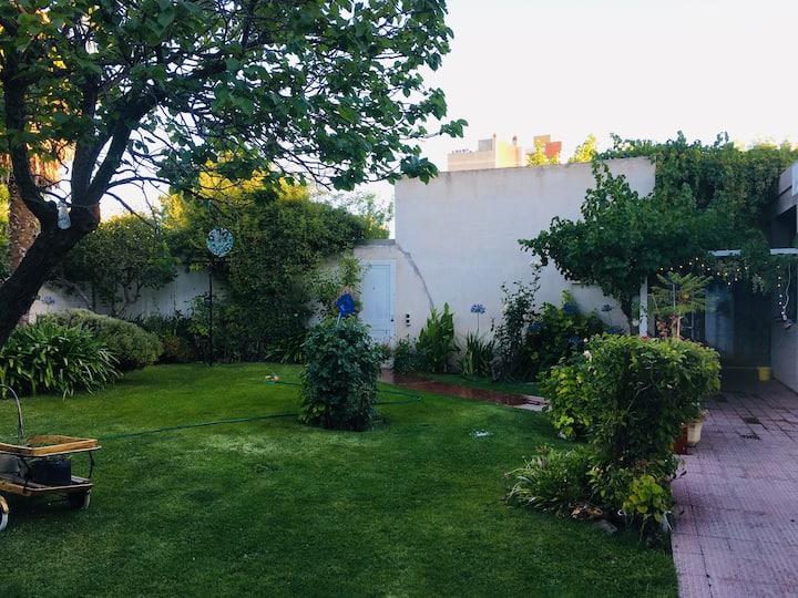 El jardín de la Nueve  !!!