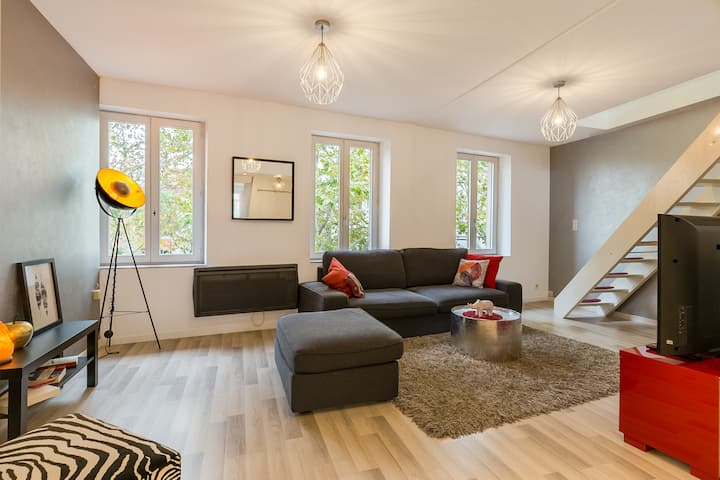 Duplex |The downtown cosy apartments