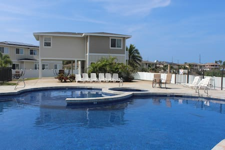 West Oahu Hawaii Beach Pool House Apartment - Waianae - Gästehaus