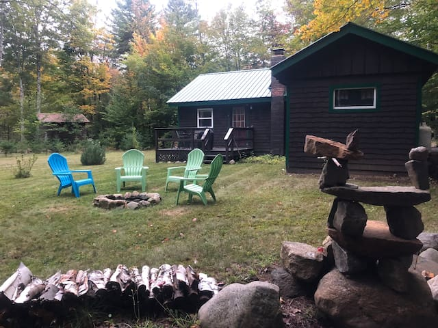 The Saplings' Grove - Cozy pine Cabin in the woods