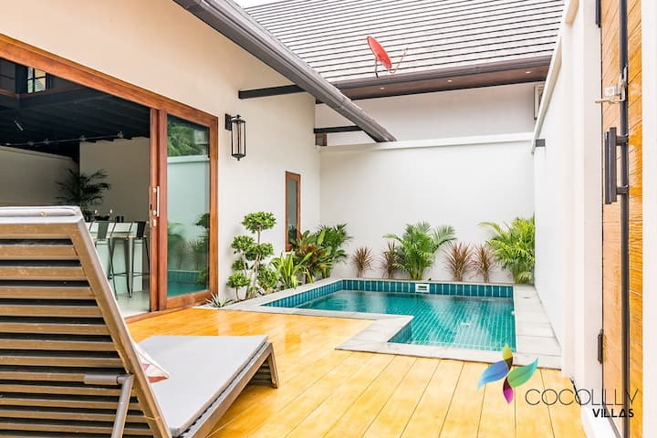 COCO LILLY -Plunge Pool Villa 1