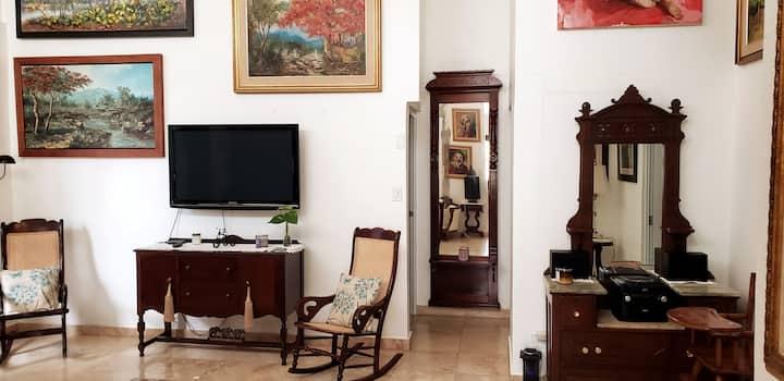 Abuela Amparo's Apartment