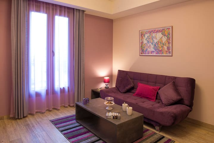 Comfy and serviced junior suite - Ghadir - Boutique-hotelli