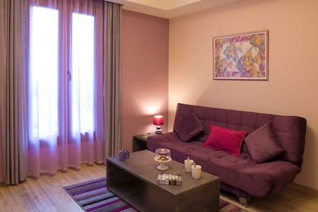 Comfy and serviced junior suite - Ghadir - Boutique-Hotel