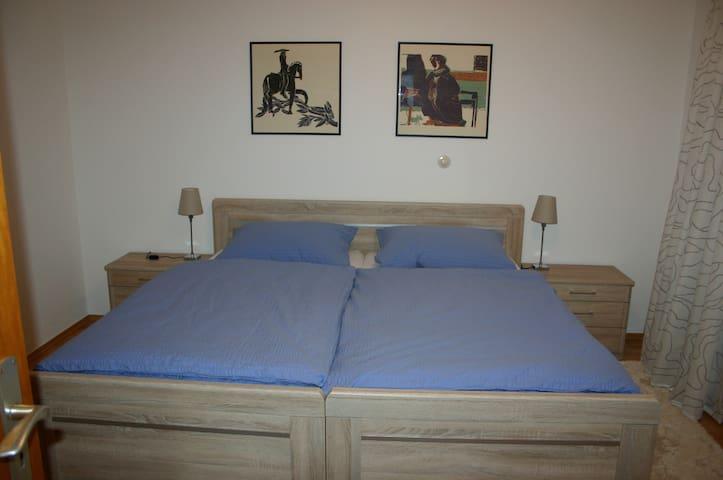 Ein gutes Bett für erholsamen Schlaf