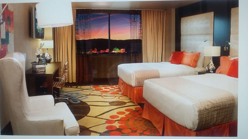 Summit Suite at the Grand Sierra Resort