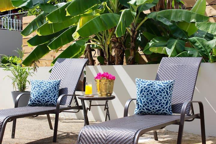 Casa Moderna | Fajardo, Beach, El Yunque, Backyard