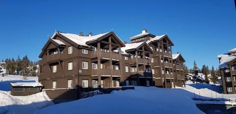 Fageråsen 962, skijaška staza.