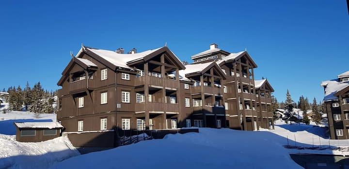Trysil. Fageråsen 962. Ski-in/ski-out.