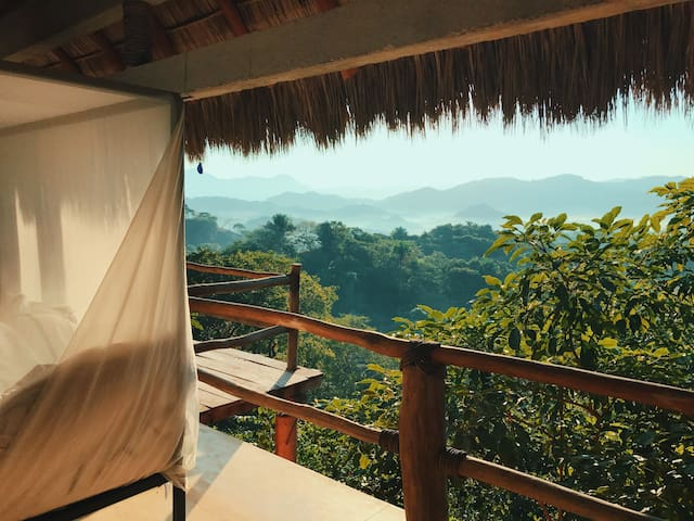 360 ocean/jungle views on majestic eco property