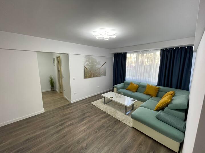 Quiet Central Apartment- Str. Domneasca