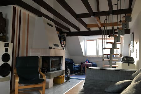 Beautiful 65m² central location