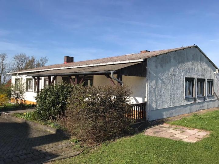 Haus am Nationalpark-Hainich