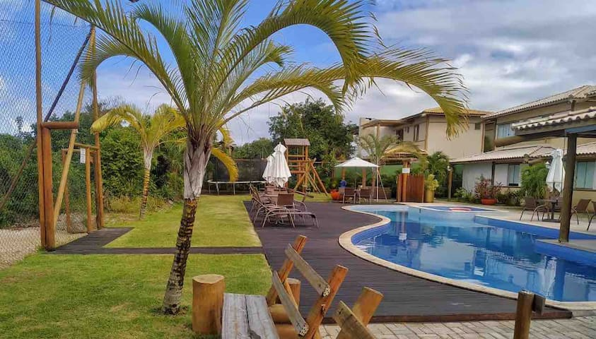 Cozy Townhouse at Itacimirim Beach, Bahia