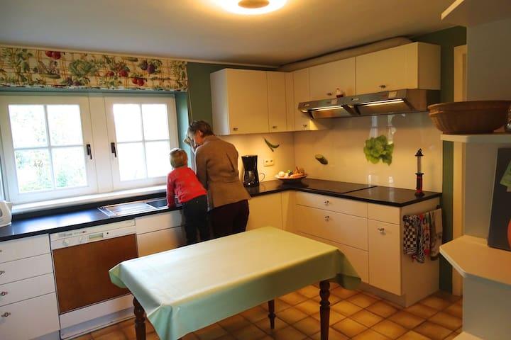 La Petite Maison de Bormenville - Havelange - Huis