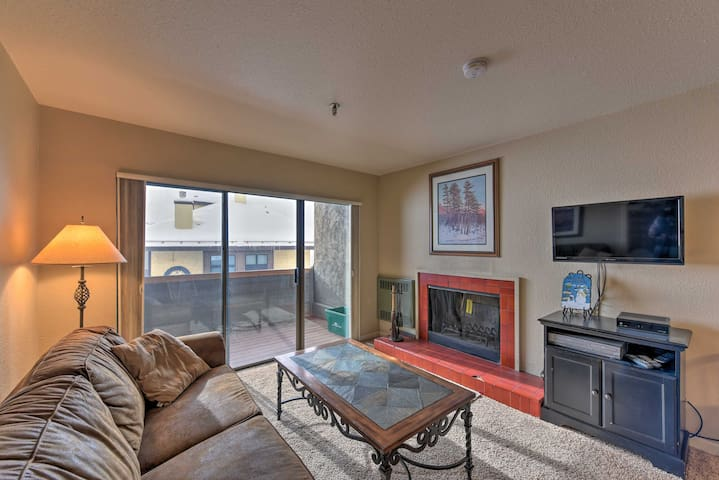 NEW! Closest Condo to Main Chair Lift - Ski-In/Out