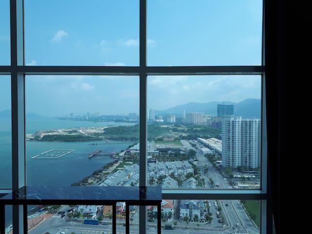 High Rise Maritime  海景公寓套房