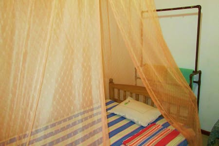 Triple room in Eco Villa-Sinharaja - Deniyaya - Bed & Breakfast
