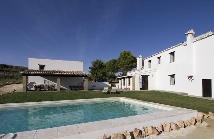 Ronda Country House with Pool