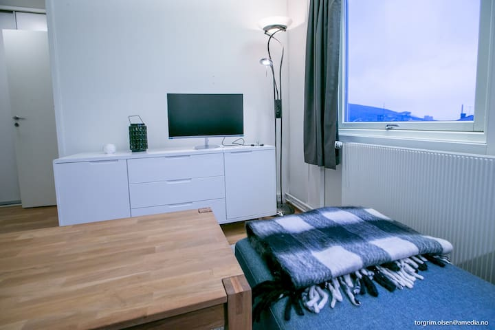 Apartment close to city center of Longyearbyen - Longyearbyen - Apartament