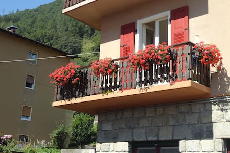 Ampio appartamento con balcone  - Tione di Trento