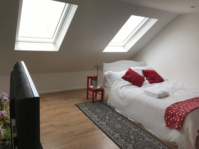 (BH1) Lovely room in friendly house FREE WIFI