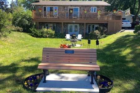 GROUND FLOOR  ONLY - WATERFRONT - Saint Jean sur Richelieu - Cabana