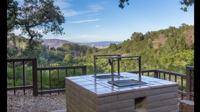 Cozy Private Room/Bath near SFO - San Bruno