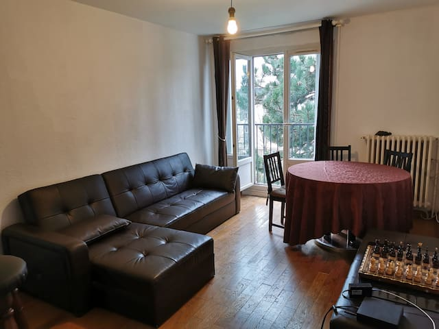 F3 confort   tranquille, proche RER Paris /disney