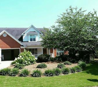 Beautifully landscaped home - Martinez