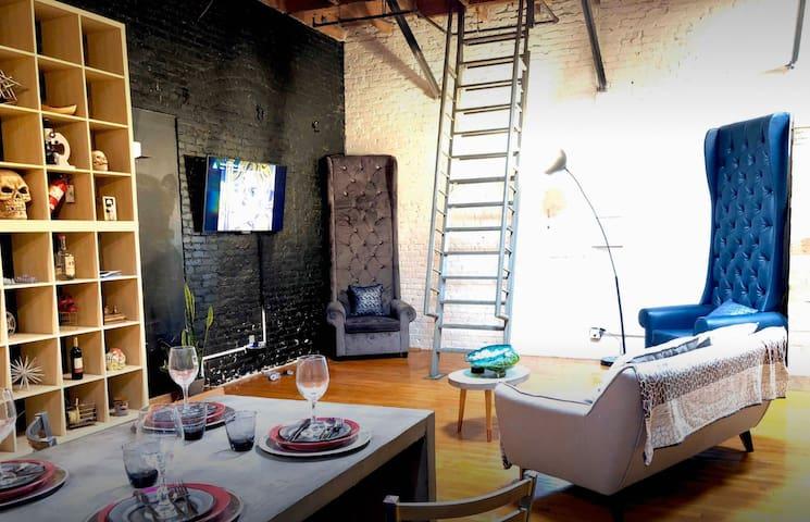 **Artist loft  near downtown Los Angeles**