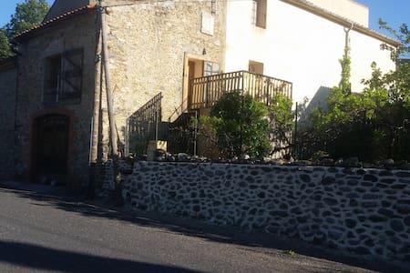 Maison avec jardin entre mer et montagne - Vinça