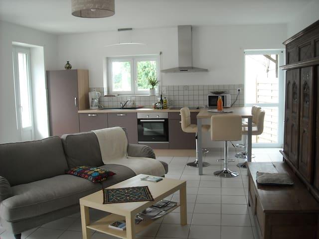 La petite maison de Kerdanet - Plonéis - Haus