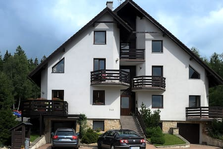 Big apartment on the mountain - Wohnung