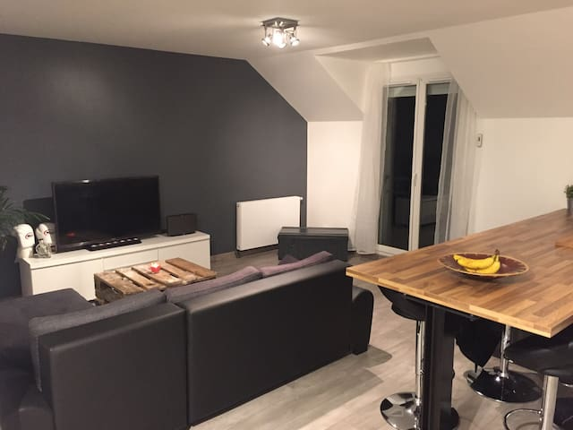 Appartement proche Roissy CDG - Marly-la-ville - Flat